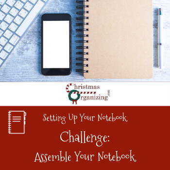 Assemble Your Notebook