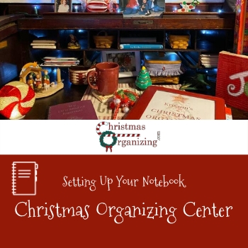 Christmas Organizing Center