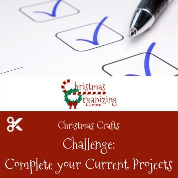 Complete Current Projects