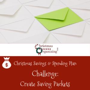Create Savings Packets