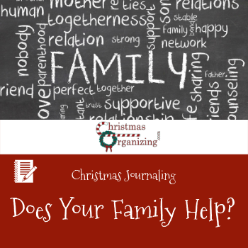 Does Your Family Help