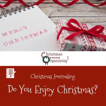 Do You Enjoy The Christmas Season