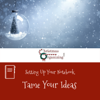 Tame Your Ideas