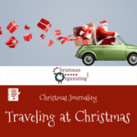 Traveling at Christmas
