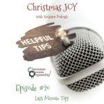 Christmas Joy Episode Twenty