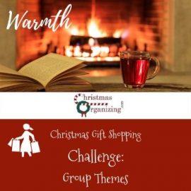 Christmas Shopping Group Themes