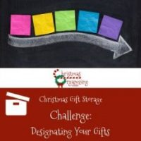 Designate Your Gifts