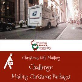Reducing Shipping Costs at Christmas