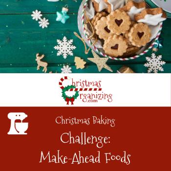 Make-Ahead Christmas Foods