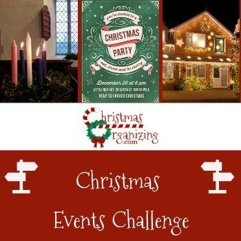 Christmas Events Challenge